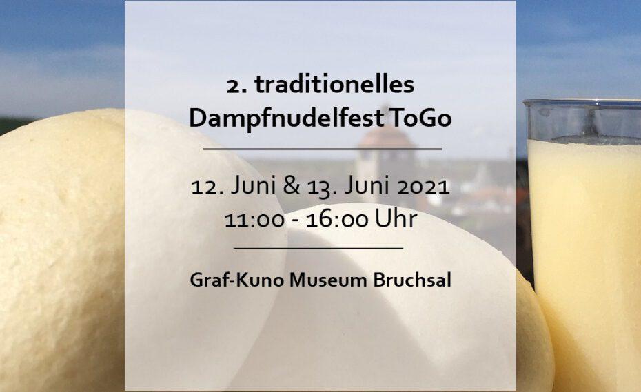 2. Dampfnudelfest